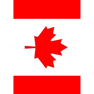 Canadian Flag by SOIL