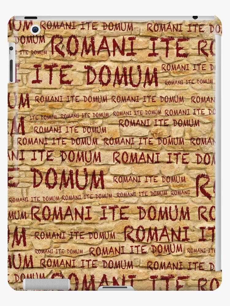 ROMANI ITE DOMUM #2 (iPhone version) by ikado