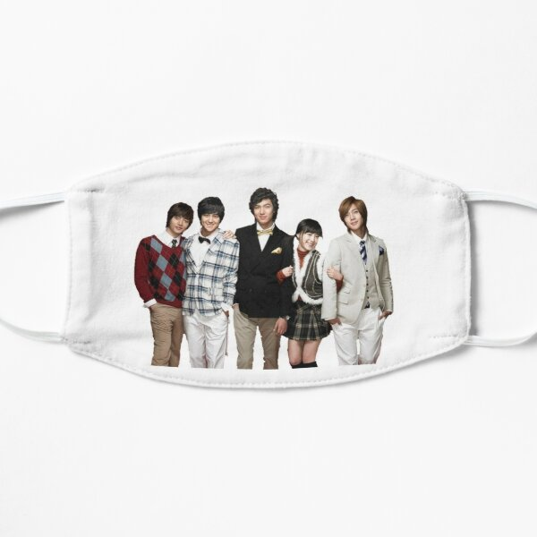 Boys over flowers intro Mask