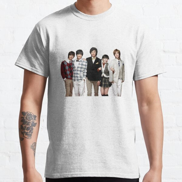 Boys over flowers intro Classic T-Shirt