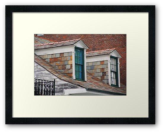 New Orleans Windows and Doors X by Igor Shrayer