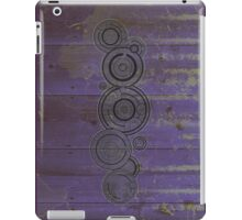 The name of The Doctor iPad Case/Skin