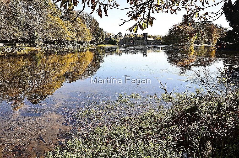 At the Lakeside by Martina Fagan