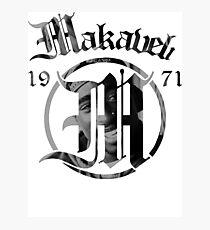 Makaveli 1971 Photographic Print