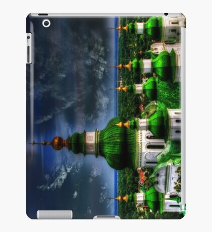 Domes of Trinity Cathedral iPad Case/Skin