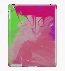 Abstract Art on Canvas iPad Case iPad Case/Skin