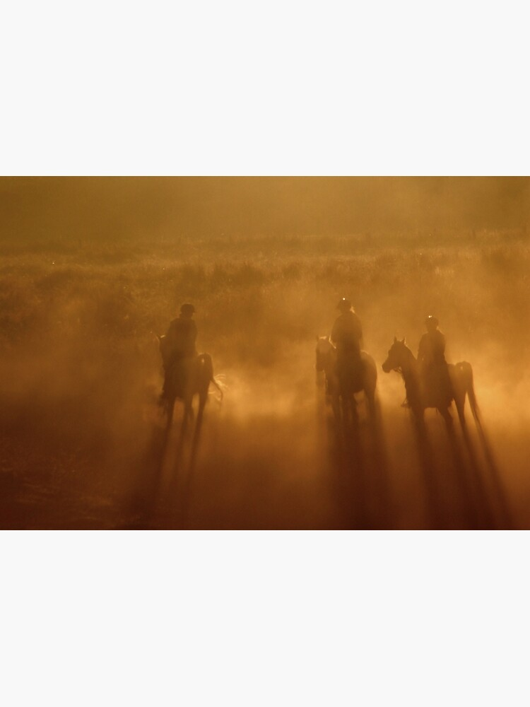 Riders in the Dawn by theoddshot