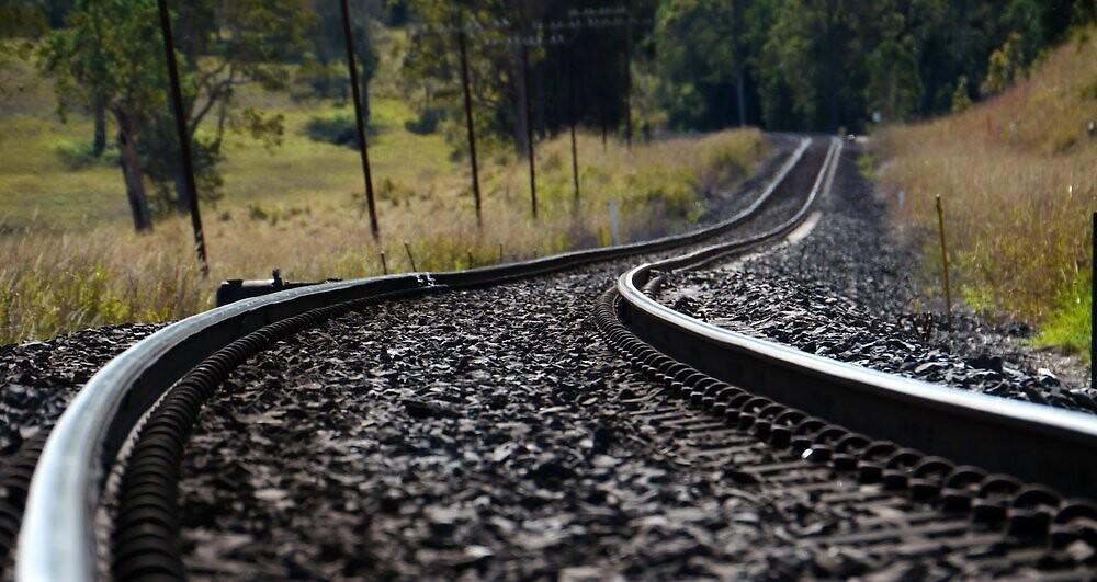 Rural Rails by Trevor Farrell