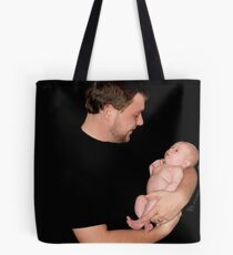 Mike and Kenly Tote Bag