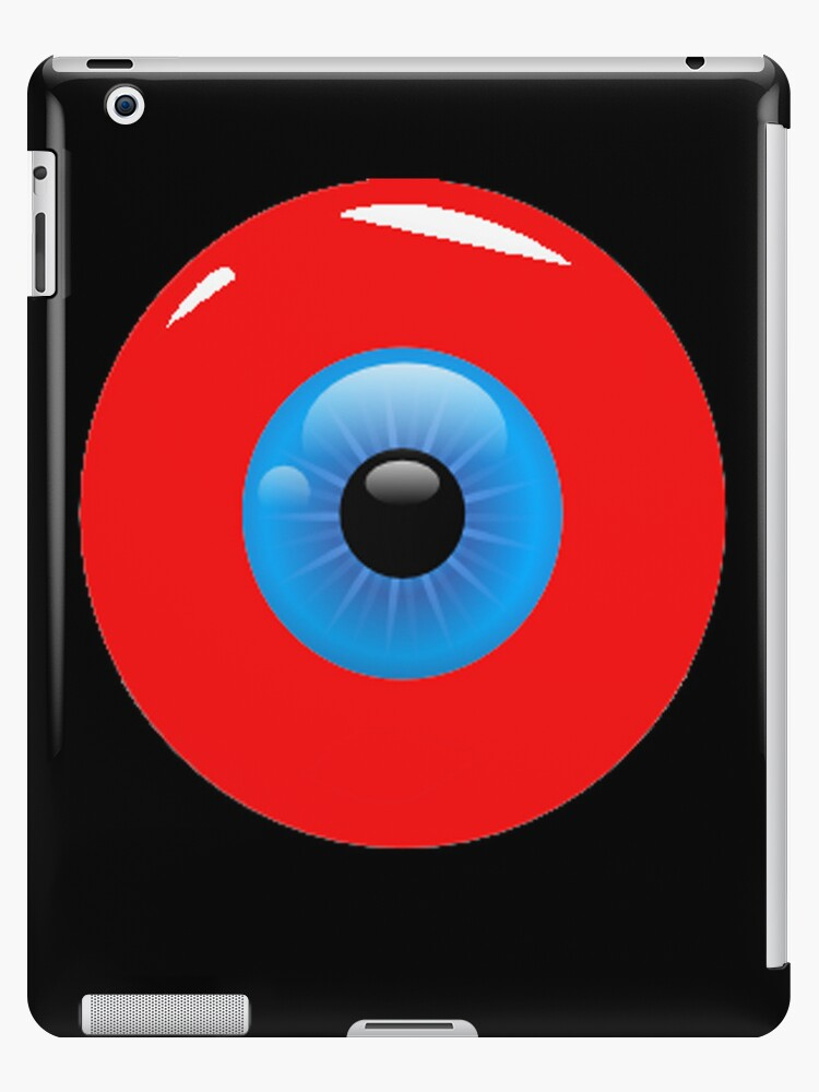 *Eye* Pad/Phone Case by GoldenRectangle