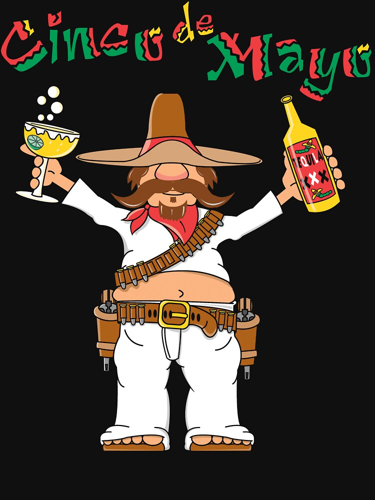 Cinco de Mayo Drinking by HolidayT-Shirts
