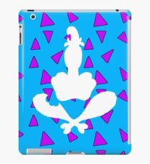 Heffer's Modern Life – Wallaby Wild White Alternate iCases iPad Case/Skin