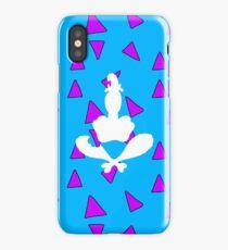 Heffer's Modern Life – Wallaby Wild White Alternate iCases iPhone Case/Skin