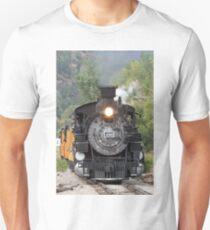 Durango & Silverton Historic Train Unisex T-Shirt