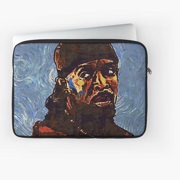 Omar Little by VanGogh - www.art-customized.com Laptop Sleeve