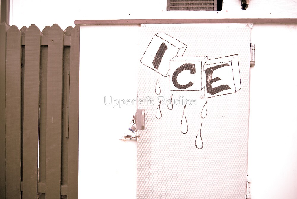 Vintage Ice by Upperleft Studios