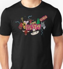 Cinco de Mayo Fiesta Unisex T-Shirt