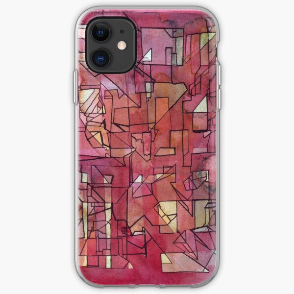 Raspberries (Archigraph series #3) iPhone Soft Case