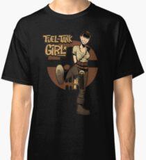 Fuel Tank Girl Classic T-Shirt