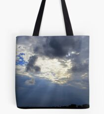 Rays Over St. Pete Tote Bag