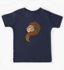 Spirit Animal: Lion Kids Clothes