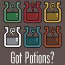 Got MH Potions? by FuranSan