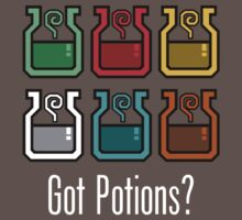 Got MH Potions? | Unisex T-Shirt