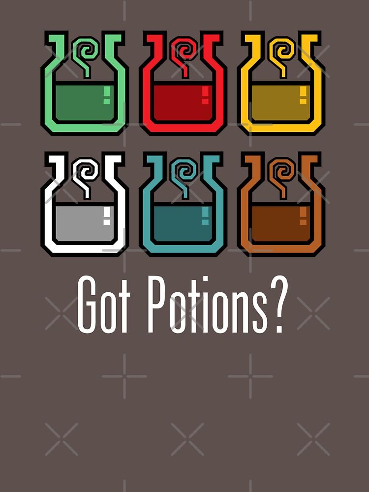 Got MH Potions? | Unisex T-Shirt