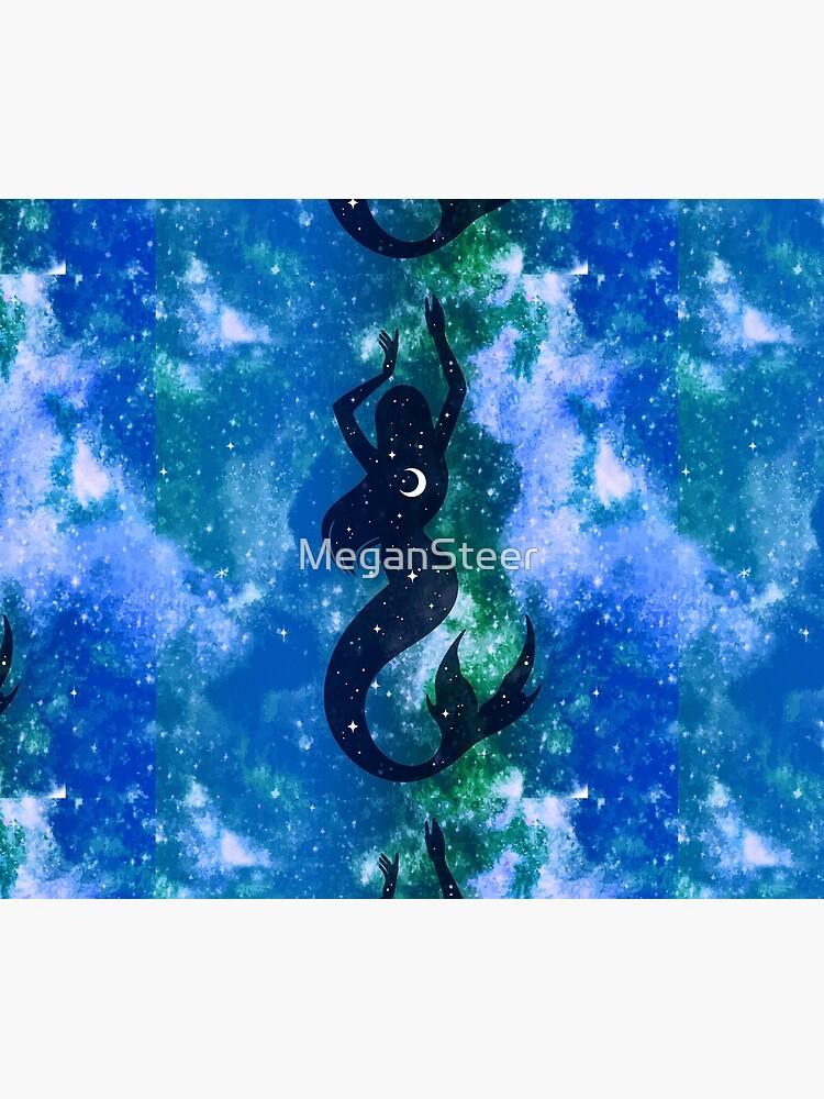 The Cosmic Sea by MeganSteer