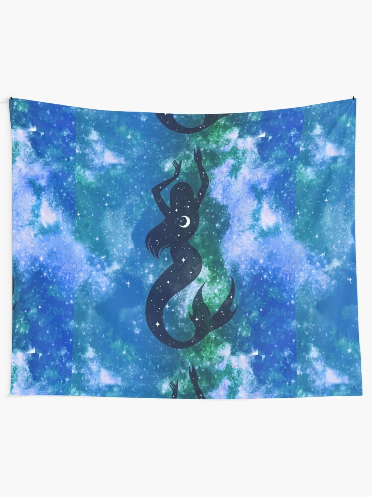 Alternate view of The Cosmic Sea Tapestry