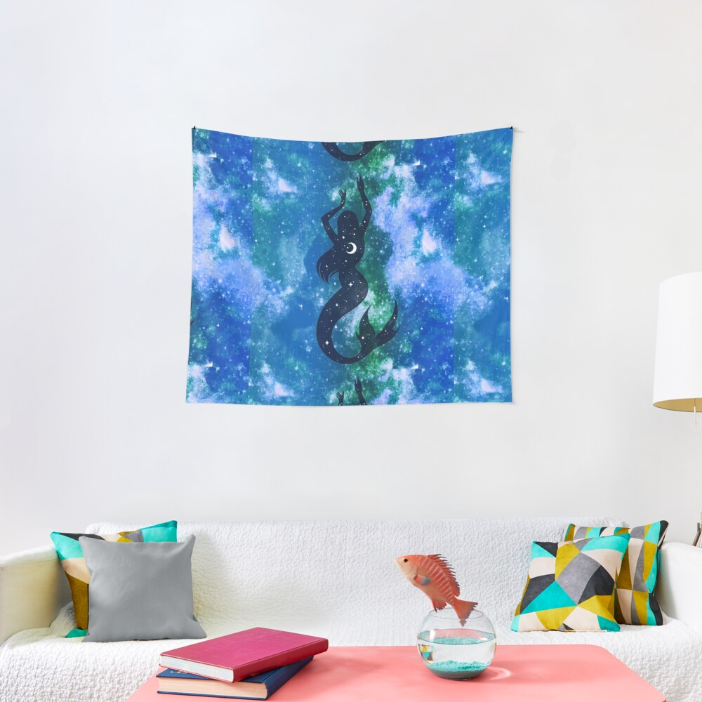 The Cosmic Sea Tapestry