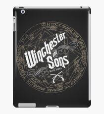 Winchester & Sons (Sigil) iPad Case/Skin