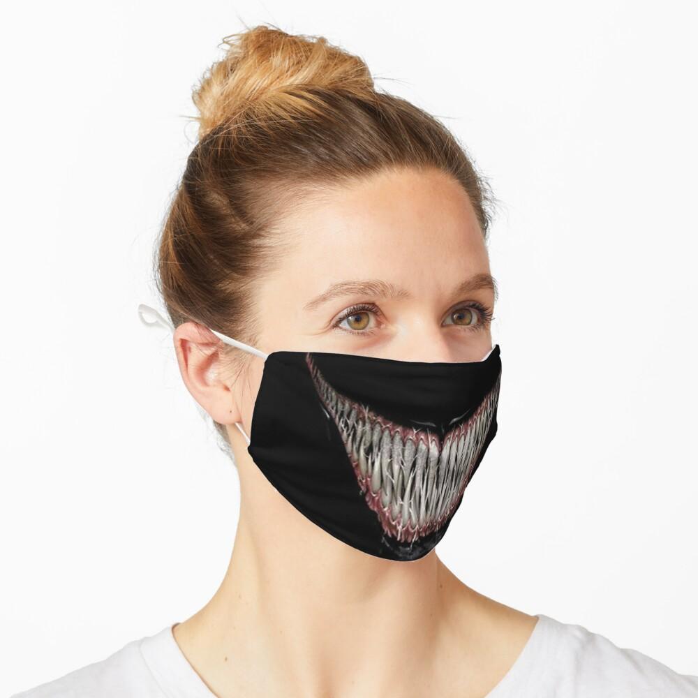Venom's smile Mask