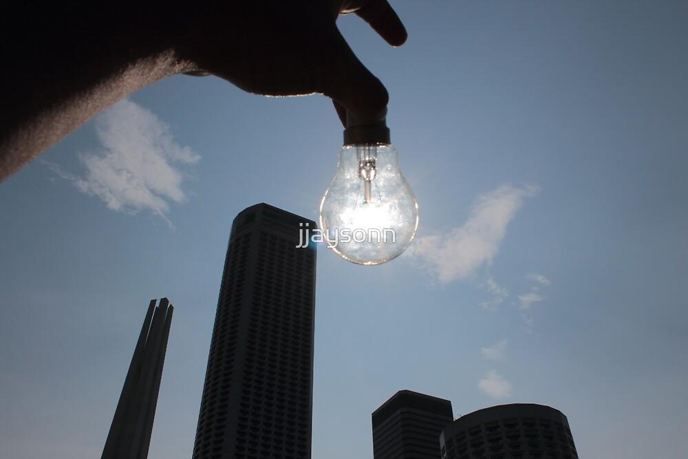 Light Up Bulb by jjaysonn