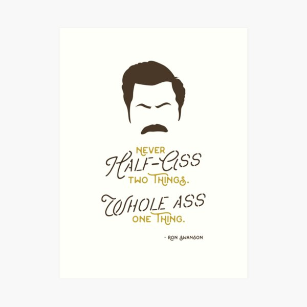 Pawnee's Finest Art Print
