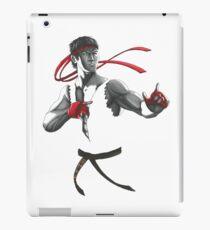 Street Fighter Ryu iPad Case/Skin