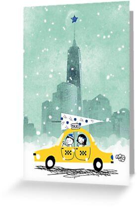 Ein New York Weihnachten von Holly Hatam