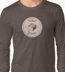 Original Brickster (Since 1932) Long Sleeve T-Shirt