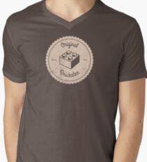 Original Brickster (Since 1932) Men's V-Neck T-Shirt