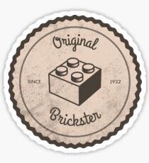 Original Brickster (Since 1932) Sticker