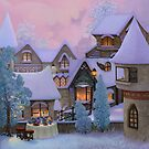 First Snow by Kundryland