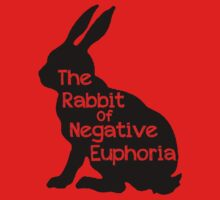 Not a Happy Bunny Variation | Unisex T-Shirt