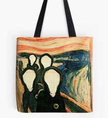 Wu Scream - www.art-customized.com Tote Bag