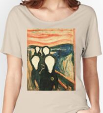 Wu Scream - www.art-customized.com Women's Relaxed Fit T-Shirt