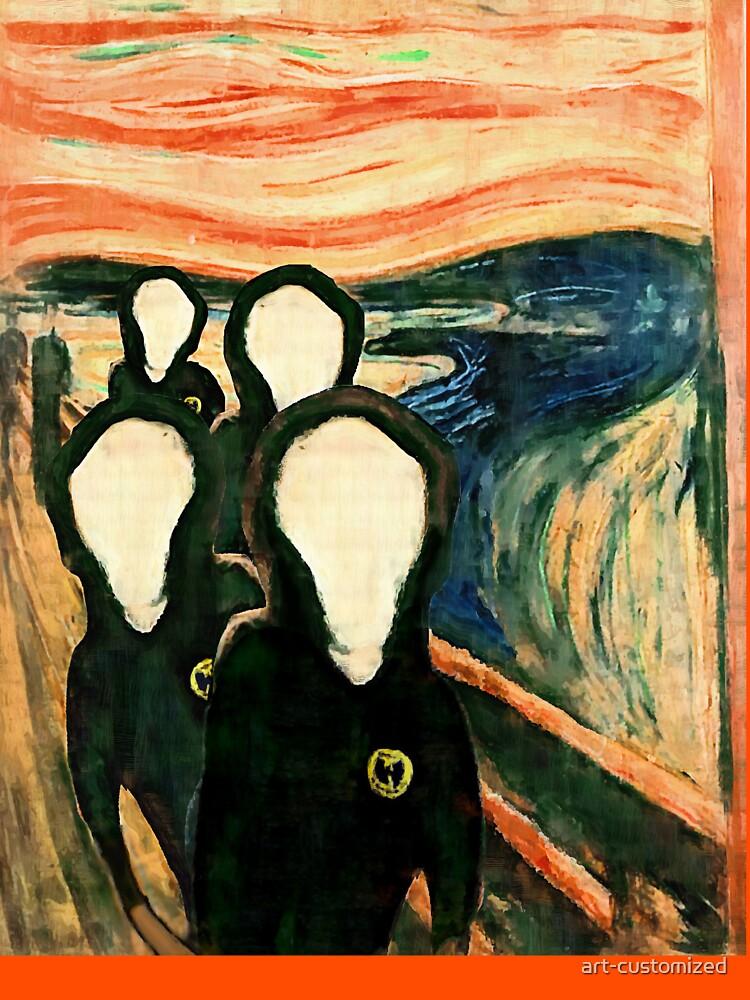 Wu Scream - www.art-customized.com by art-customized