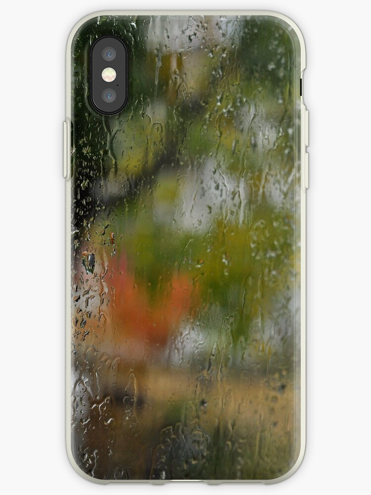 Stormy Day~ iPhone Case by Jeananne  Martin