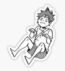 Haikyuu!! Hinata Sticker Sticker