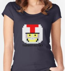 Turbotastic! Women's Fitted Scoop T-Shirt