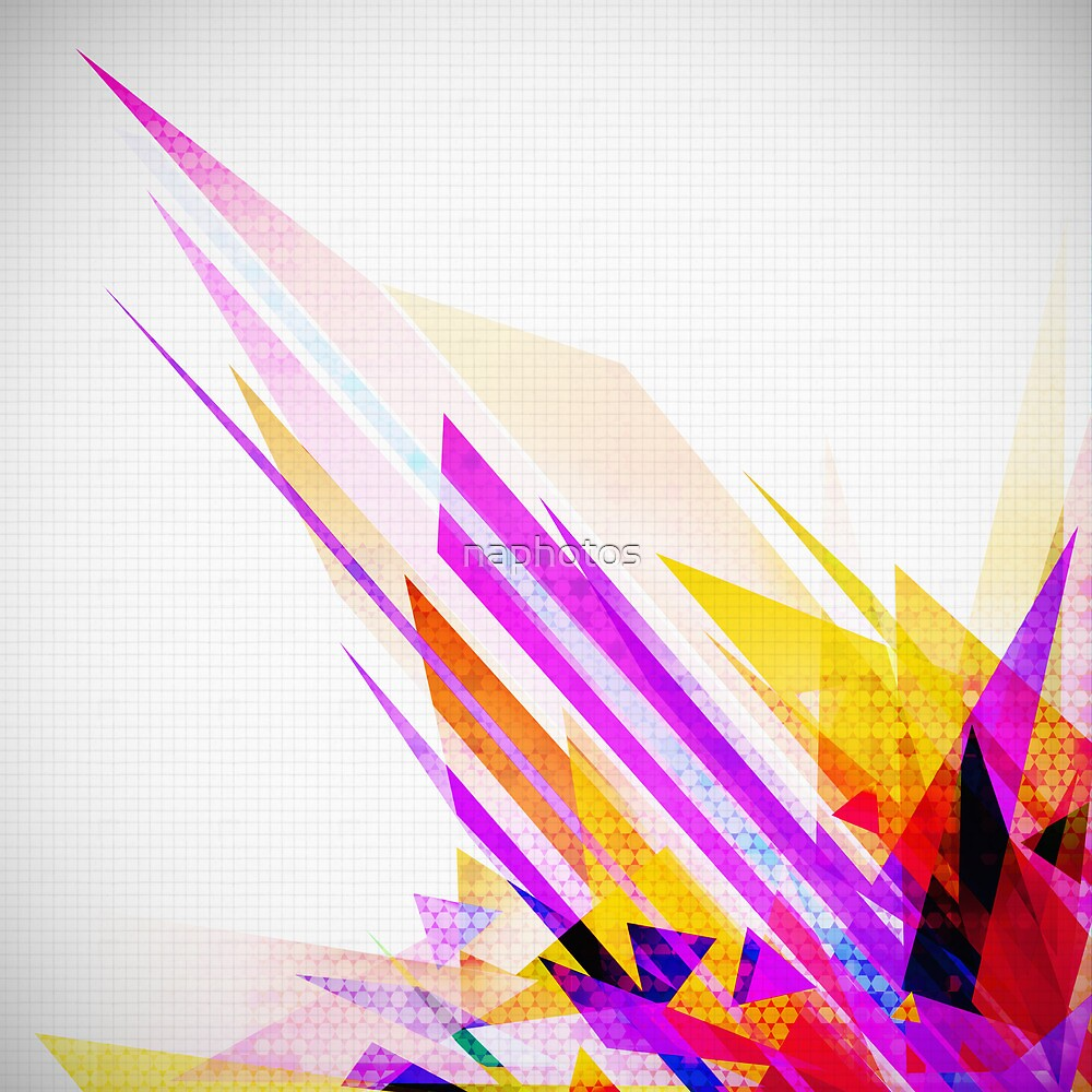 crystal geometric by naphotos