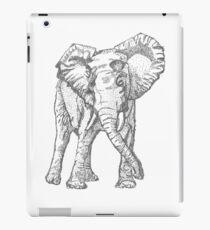 Dotted Elephant iPad Case/Skin